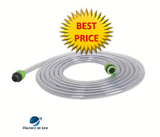Python10 Foot  No Spill Extension Hose Clean and Fill System Free Shipping