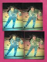 4 X RARE 1991-92 PAT FALLOON SPECIAL COLLECTORS EDITION  HOLOGRAM (INV# C3006 )