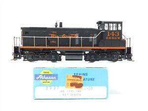 HO Scale Athearn 3932 DRGW Rio Grande SW1000 Diesel Locomotive #143