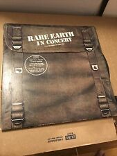 RARE EARTH in concert R 534D orig 1971 psych 2LP  VG/Cover VG Album Both inserts