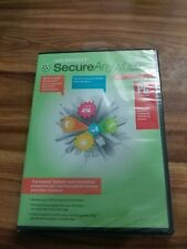 Webroot Secure Anywhere Antivirus 2011 brand new unopened key code included