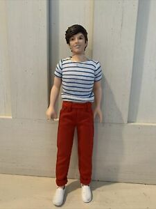 "ONE DIRECTION 2012 LOUIS TOMLINSON 12"" Collector Boy Band Doll"