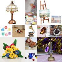 1:12 Miniature Dollhouse FAIRY GARDEN Accessories Ornaments Home Decor-Toy!-