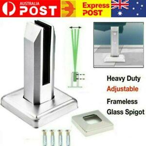 304 Stainless Steel Spigot Glass Clamp Pool Fencing Balustrade Spigots DIY