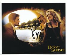 Julie Delpy French Actress Before Sunrise / Before Sunset Signed Photo Coa