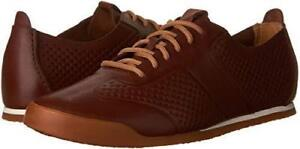 Clarks Mens Siddal Sport Chestnut Cow Full Grain Leather Shoes UK Various sizes