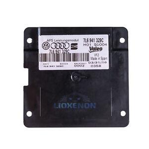 Valeo AFS Leistungsmodul 7L6941329C AHL Headlight Cornering Module 7L6941329A