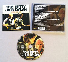 BOB DYLAN & BOB DYLANY - LIVE ON AIR / CD ALBUM LAZER MEDIA LM 6046