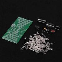 Neue 5V elektronische Sanduhr DIY Kit Lustige elektronische Produktion Kits Z6Q7