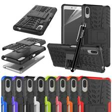 For Sony Xperia L3 Case Heavy Duty Armour Tough Hybrid ShockProof Builder Cover