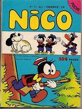 NICO N°21 BIS 1982 164 PAGES