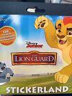 Disney The Lion Guard  -stickerland 120 Stickers