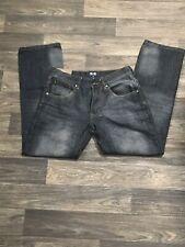 FUSAI 1997 Men Jeans Jeans Blue Denim SIZE 30x29 100% Cotton Dark Wash Good Cond