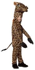 Toddler Giraffe Animal Halloween Costume sz 3T-4T