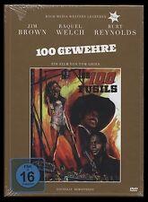 DVD WESTERN LEGENDEN 10 - 100 GEWEHRE - BURT REYNOLDS + RAQUEL WELCH + JIM BROWN