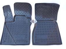 TAPPETI Fußmatten TAPPETINI IN GOMMA su misura Smart fortwo W453 2014 +