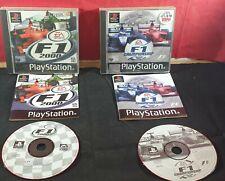 F1 2000 y F1 campeonato temporada 2000 (Sony PlayStation 1)