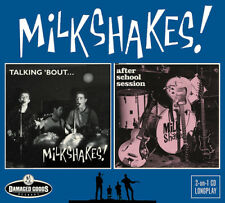 The Milkshakes : Talking 'Bout/After School Session CD (2016) ***NEW***