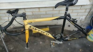 carrera tdf ltd road bike frame