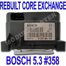 96 97 98 99 00 01 Bosch  5.3 ABS EBCM REBUILT Core Exchange Part 0 273 004 358