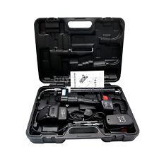 Electrical Grease Gun 18V Cordless Grease Gun Kit 8000PSI Heavy + 2 Batteries