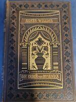 """Antik Buch 1882 #Agnes Willms """" die Erbin von Roseneck""""sehr Gute Zustand"""