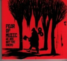 (AX710) Fear Of Music, We Are Not The Enemy - 2007 CD