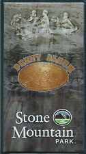 Stone Mountain Park Elongated Coin Album*Holds 36 Pennies + 8 Other Coins/Tokens