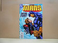TITANS #42 2002 DC 9.0 VF/NM Uncertified