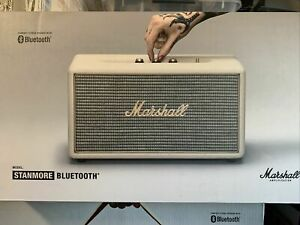 NEW SEALED Marshall Stanmore Bluetooth Speaker, Cream (04091629)