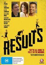 Results (DVD, 2015)
