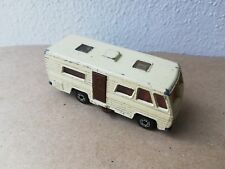 Matchbox Superfast n°54 Mobile Home Scala 1 :114 Vintage Made in England