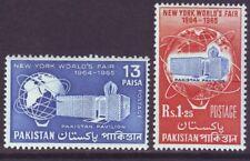 Pakistan 1964 SC 206-207 MH Set New York World Fair