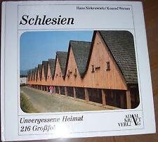 Schlesien - Unvergessene Heimat von Hans Niekrawietz und Konrad Werner