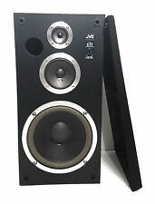 (Single) Vintage JVC S-77 3-Way 8 Ohm Speaker System By Victor Company of Japan
