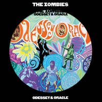 Zombies ODESSEY & ORACLE (302 067 254 6) BF RSD 2018 New Vinyl Picture Disc LP