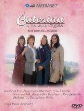 CATERINA E LE SUE FIGLIE / Virna Lisi, Alessandra Martines 2005 / 2010 (7 Dvd)