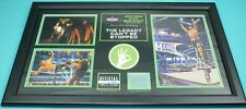 WWE Wrestling WRESTLEMANIA 30 Plaque *JOHN CENA* 177/500 + AUTOGRAMM wwf wcw nxt