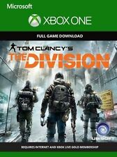 Tom Clancy's The Division XBOX ONE GAME Digital Download Code (no disc)