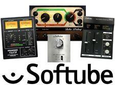 Softube Time & Tone Bundle Drawmer S73 Tube Delay TSAR-1R S Knob Digital VST AU