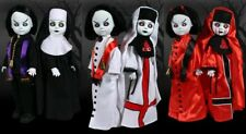 Living Dead Dolls Exclusives Sinister Minister and Bad Habit Factory Sealed