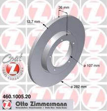 ZIMMERMANN Bremsscheibe Bremsanlage