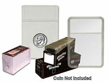 BCW - Display Slab with Foam Insert-Combo, Dime White, 25 pack