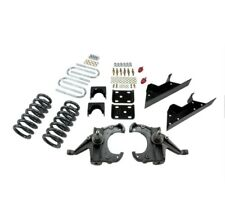 "Belltech 705 Lowering Kit For 73-87 GM C10 (1"" Rotor) 4"" F/6"" R"