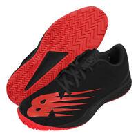 New Balance 896 Men's Tennis Shoes Black Red (2E) Racquet Racket NWT MCH896R3