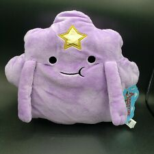 Lumpy Space Princess Adventure Time Plush Toy Factory 2014 8 Inch NWT