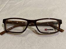 Espn Xgames Eyeglasses Real Street Brown