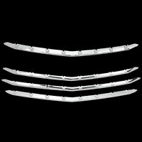 For 2019-2021 Silverado 1500 LT & RST Chrome Grille Trim Covers Snap-On
