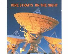 CD DIRE STRAITS on the night EX+  (B0531)