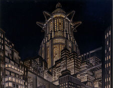 "Metropolis Photo Print 14 x 11"""